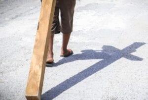 cruz pesada