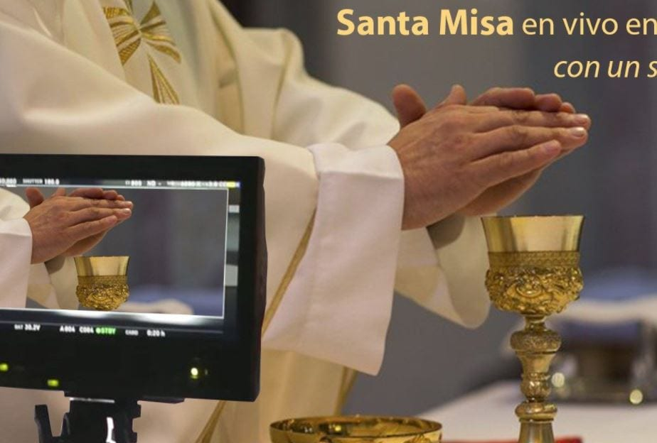 misas por internet
