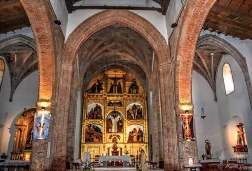parroquia de san juan bautista y santo domingo de silos