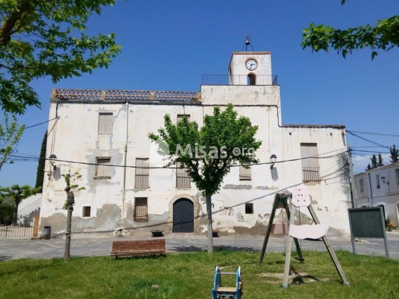 parroquia de santa maria monistrol danoia