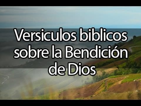 versiculos biblicos en video